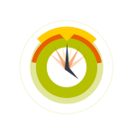 Punctuality assistance icon