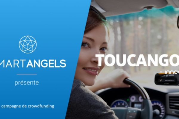 TOUCANGO INNOV PLUS RAISES ON SMARTANGELS PLATFORM