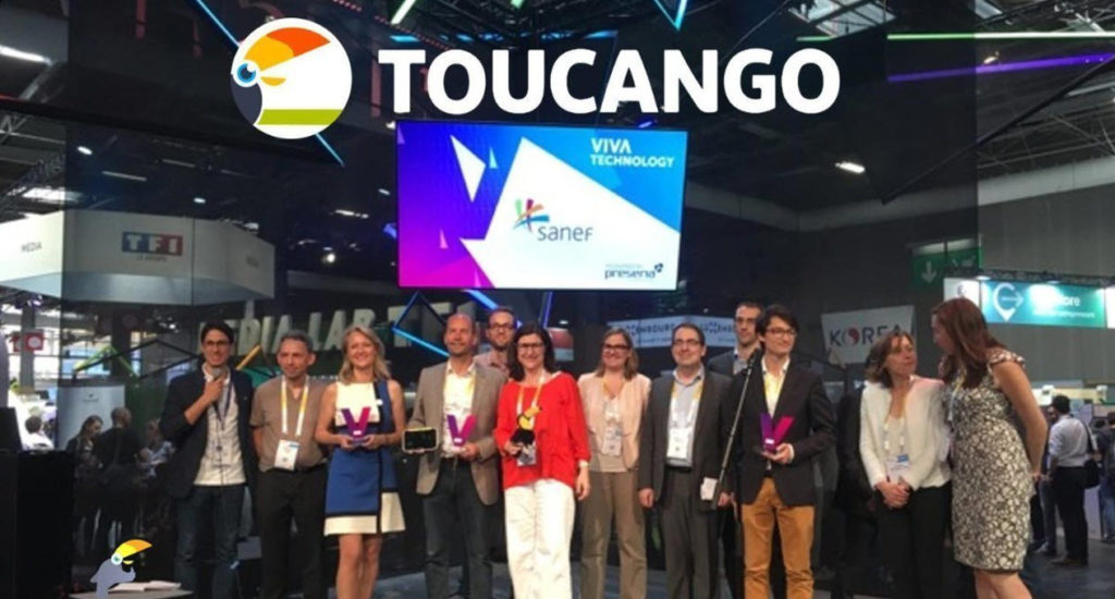TOUCANGO_Prize_VIVATEH_SANEF_CONTEST_MAY_2018