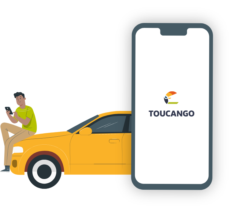 Toucango_application