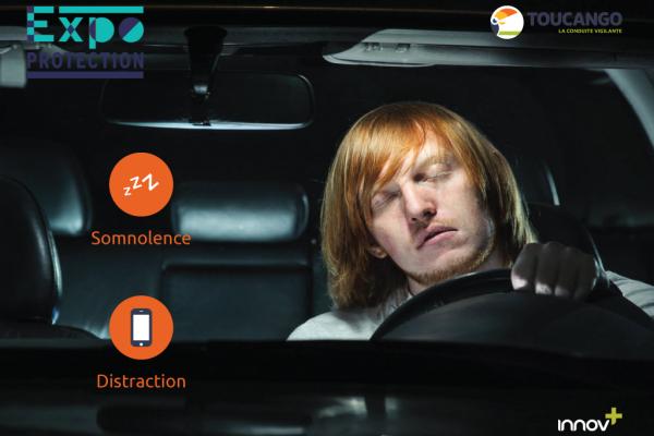 La somnolence au volant et la distraction au volant sont responsables de la majorité des accidents mortels sur les trajets professionnels.