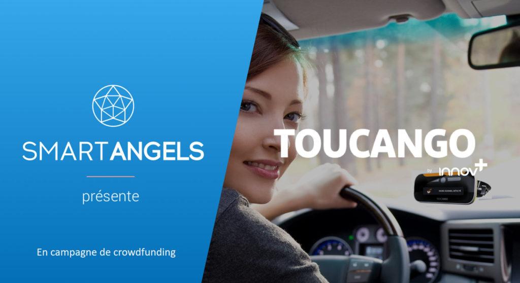 Toucango by Innov+ sur SmartAngels