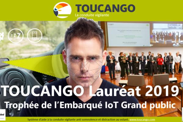 Toucango_Laureat_trophee_de_l'embarqué_2019_IOT_Industrie_et_GrandPublic