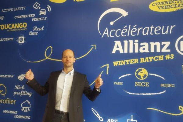 TOUCANGO integrates the ALLIANZ accelerator program