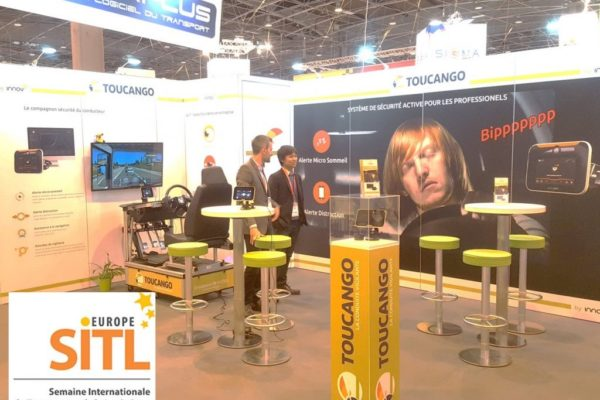 TOUCANGO present at SITL professional transportation show